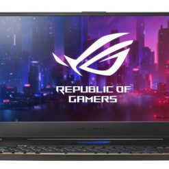 ASUS ROG Zephyrus S GX701GVR-EV021T Laptop Win 10 Home fekete