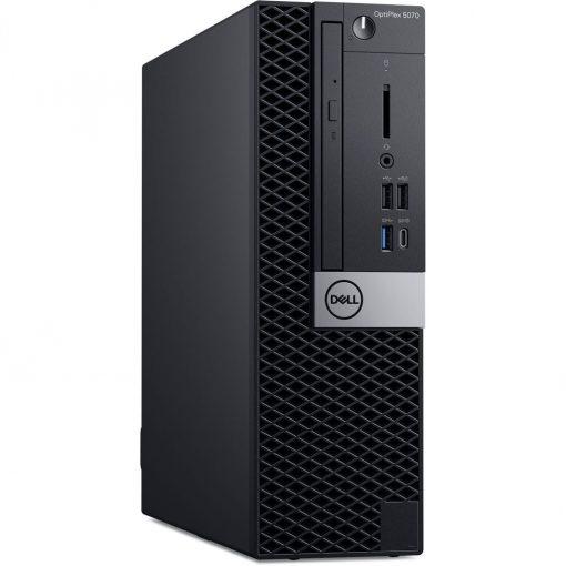 DELL Optiplex 5070 SFF I7-9700/8GB/256GB/DVD/W10P /N015O5070SFF/